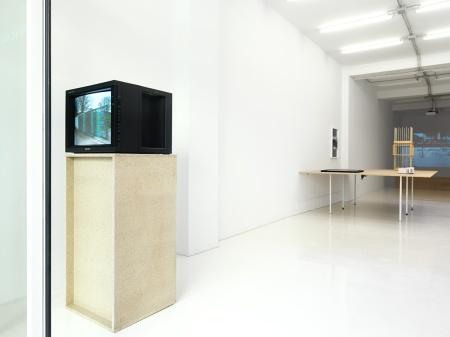Andreas Fogarasi @ Galería Casado Santapau / Luisa Espino