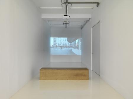 Andreas Fogarasi @ Galería Casado Santapau