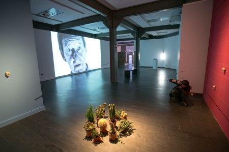 Vista de la exposición 24/7. Conectados. Fotos: Lukasz Michalak / CentroCentro, 2017
